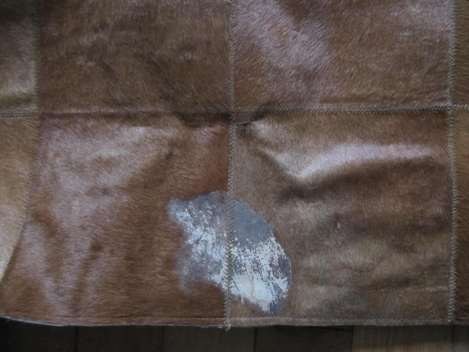 vendu tapis en peau de vache 183 mes collections ordo ab chao