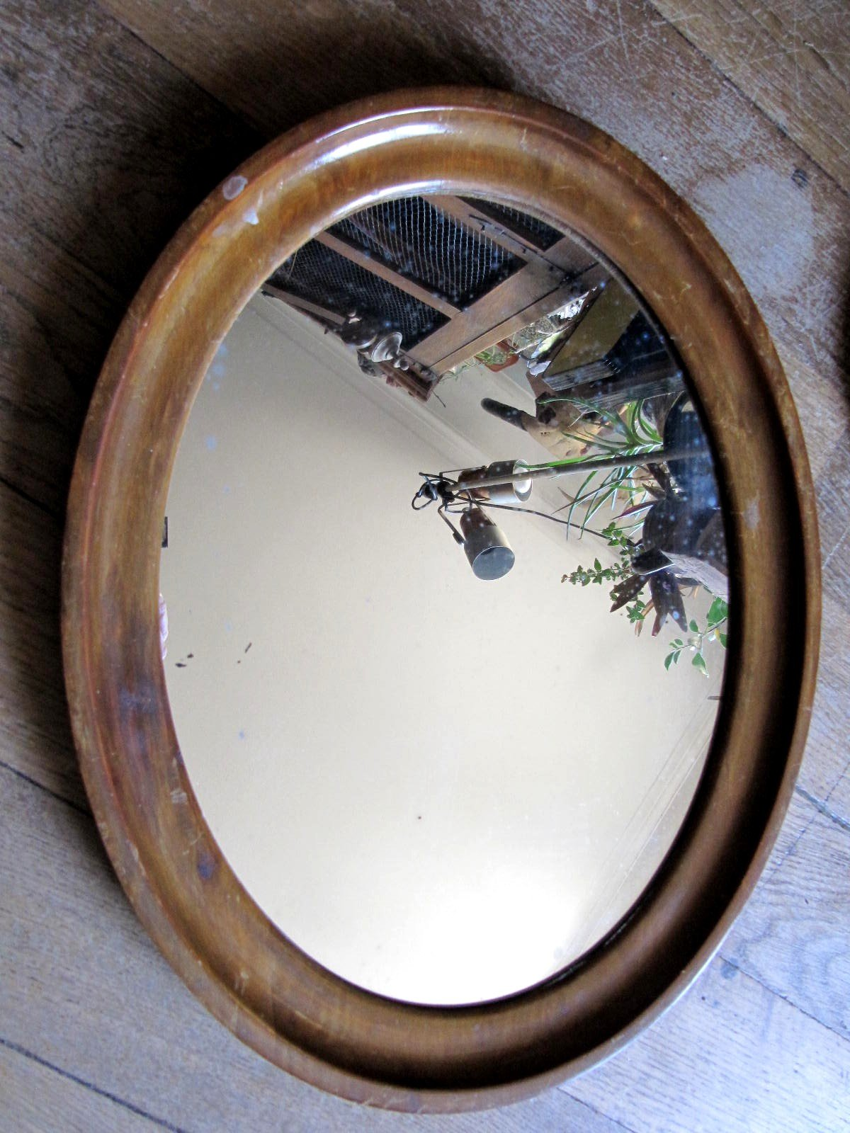 00 objets vendus mes collections ordo ab chao for Miroir long bois